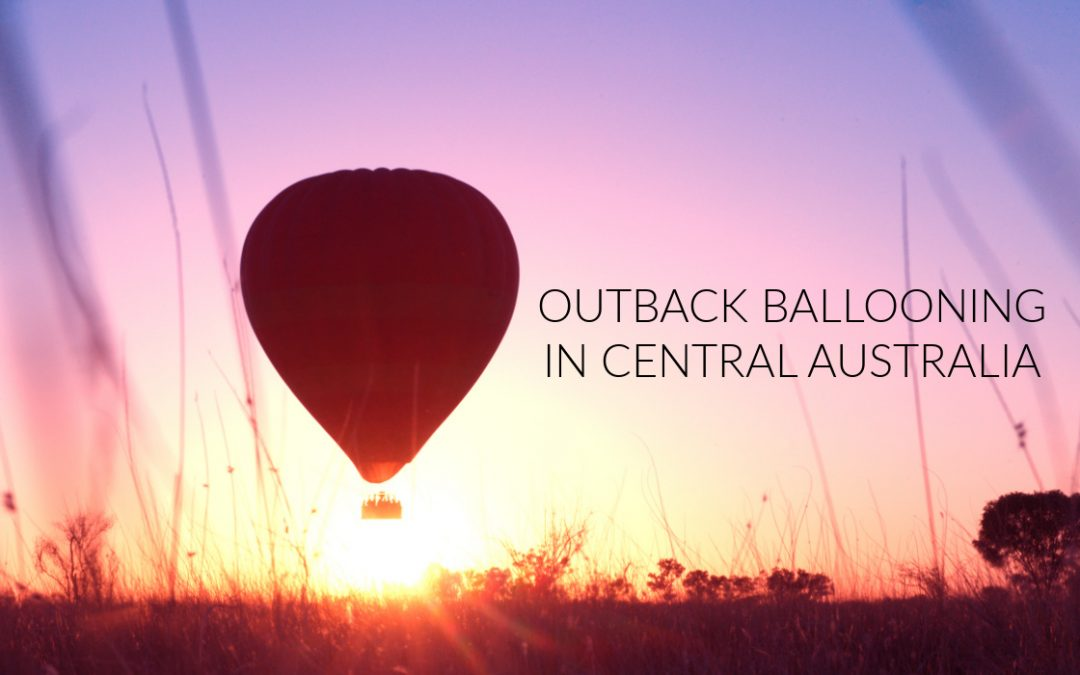 Outback Ballooning in Central Australia