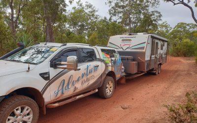 How Much Dust Got In Our Caravan?