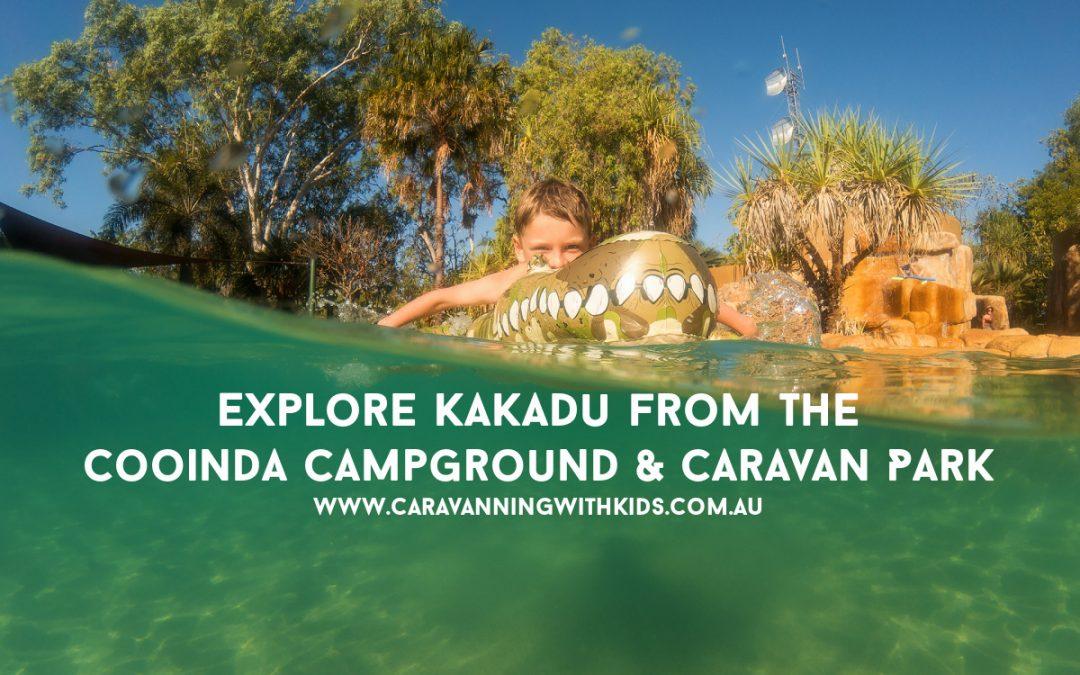 Cooinda Campground & Caravan Park – Kakadu